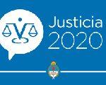 Justicia 2020 - Ingreso