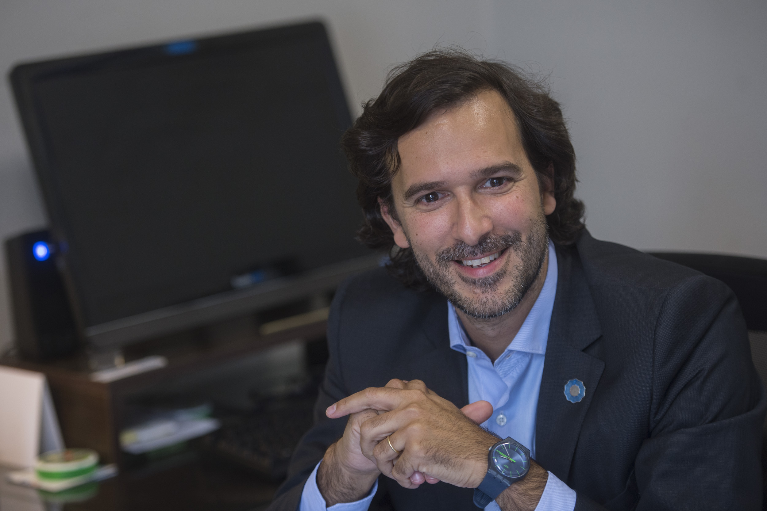Juan José Benitez, subsecretario de Política Criminal del Ministerio de Justicia de la Nacion