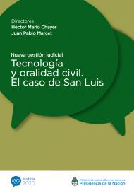 Tecnología y Oralidad Civil - Descarga