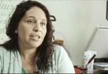 Natalia Quintana, fundadora del Banco de Anteojos en la Villa 21-24